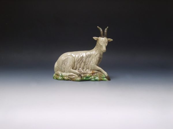 Pearlware Goat