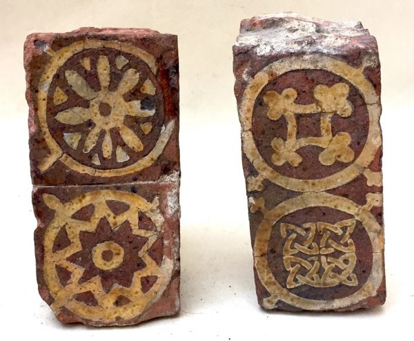 Small Medieval Floor Tiles