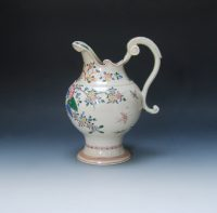 Large Salt-glazed Ewer