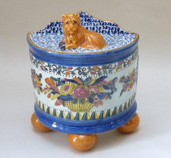 Pearlware Bough Pot